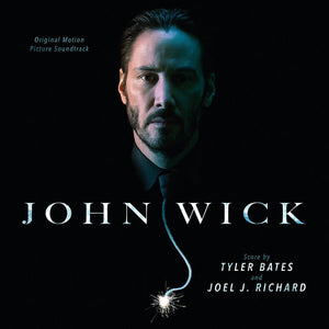 Tyler Bates And Joel J. Richard ‎– John Wick - Original Motion Picture - New 2 Lp Record 2016 Varese Sarabande Europe Import Vinyl - Soundtrack