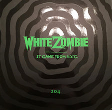 White Zombie - It Came From N.Y.C. - New Vinyl 2016 Numero Group 5-LP Deluxe Boxset of Early, Out-Of-Print LPs + Eps, 108 page book! - Alt-Metal
