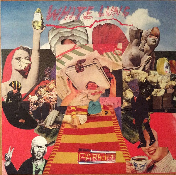 White Lung - Paradise - New Sealed Vinyl w/Download 2016 Domino - Indie Rock