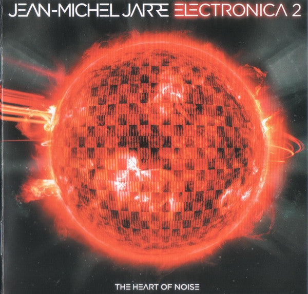 Jean-Michel Jarre - Electronica Vol 2: The Heart of Noise - New Vinyl 2016 Sony Limited Edition Gatefold 2-LP + Download - Electronic / Ambient / New-Age
