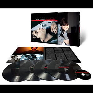 Ryan Adams - Heartbreaker - New 4 Lp Record Box Set 2016 USA Deluxe Vinyl & DVD & Download - Alt-Country / Rock / Swoooon