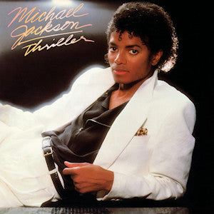 Michael Jackson ‎– Thriller - Mint- Lp Record 1982 USA Original Vinyl - Pop