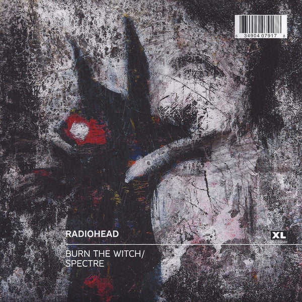 "Radiohead - Burn The Witch - New Vinyl 2016 XL Recordings 7"" Single - Alt / Art Rock"