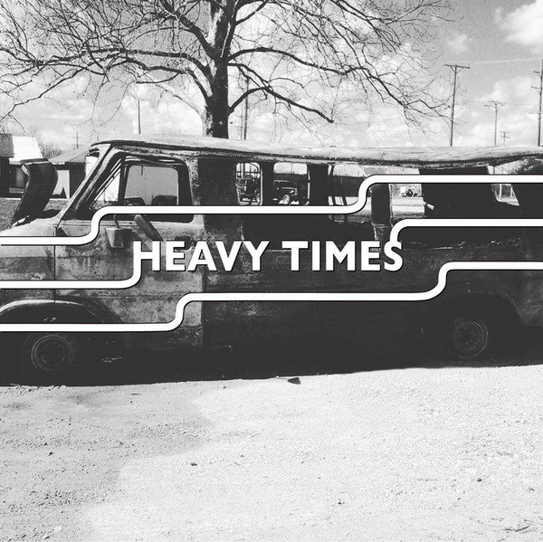 Heavy Times - Dancer EP - New Vinyl Record - 2016 Randy Records - Limited Edition of 300 - Punk