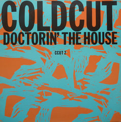"Coldcut (f/Yazz and The Plastic Population) - Doctorin' The House 12"" Single 1998 - House"