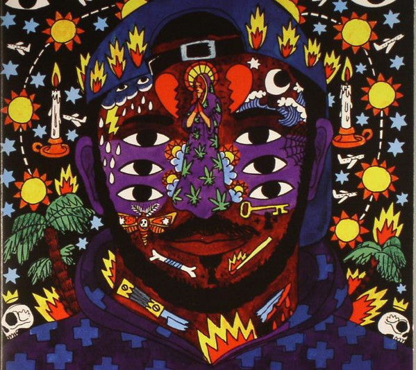 Kaytranada - 99.9% - New Vinyl 2016 Xl Recordings Gatefold 2-LP Debut - Rap / Hip Hop / Electronic