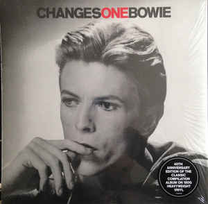 David Bowie - ChangesOneBowie (1976) - New Lp Record 2016 Europe Import 180 gram Vinyl - Glam Rock