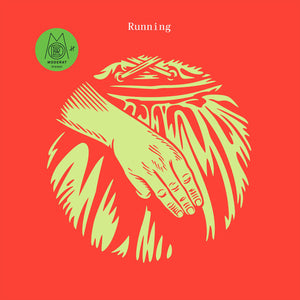 "Moderat - Runnng - New Vinyl Record 2016 Monkeytown Records 10"" Version - Electronic / IDM"