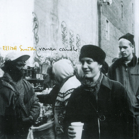 Elliott Smith - Roman Candle - New Lp Record 2010 USA 180 gram Vinyl & Download - Indie Rock