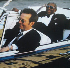 Eric Clapton & B.B. King - Riding With The King - New Vinyl 2 Lp Set 180 Gram 2014 - Rock/Blues