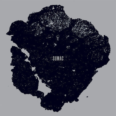 Sumac - What One Becomes - New Vinyl 2016 Thrill Jockey 1st Press on Red Vinyl 2-LP, Embossed / Tip-On cover - Sludge / Post-Metal / Doom (Super Group! Aaron Turner (Isis, Mammifer), Nick Yacyshyn (Baptists), and Brian Cook (Russian Circles, Botch, ETC)
