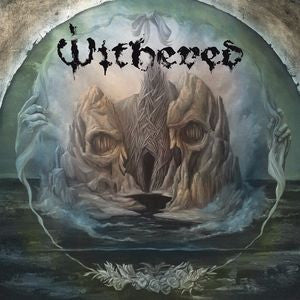 Withered - Grief Relic - New Vinyl Record 2016 Season of Mist Limited Edition of 600 Worldwide on Black Vinyl - Blackened Death Metal / Sludge / Doom