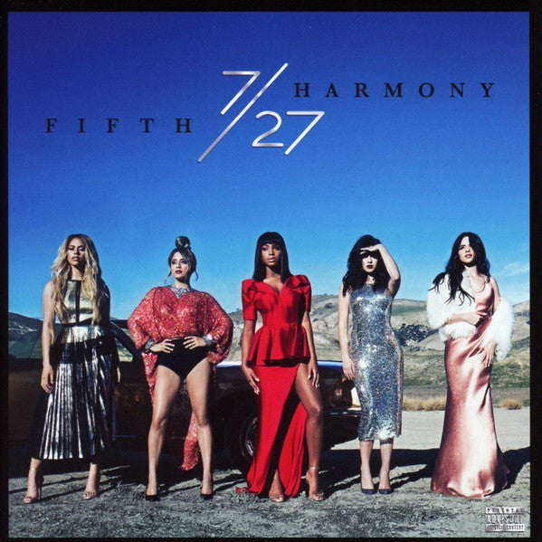 Fifth Harmony - 7 / 27 - New Vinyl Record 2016 Syco / Epic 150gram LP + Download - R&B / Pop