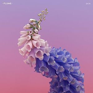 Flume - Skin - New Vinyl 2016 Mom + Pop USA Deluxe 'Limited Edition' Pressing Gatefold 180gram Purple Swirl 2-LP + Download, Inserts - Electronic / Downtempo / Experimental Dub