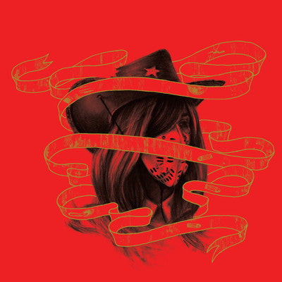 Jackie Lynn (Haley Fohr of Circuit Des Yeux) - S/T - New Vinyl Record 2016 Thrill Jockey Limited Edition Red Vinyl - Experimental / Rock (FU: Local, Circuit Des Yeux)