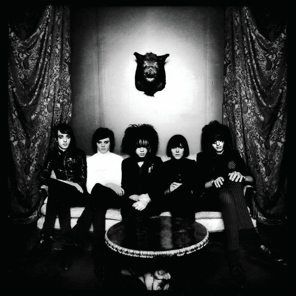 "The Horrors - Strange House - New Vinyl Record 2016 Polydor Gatefold Reissue of 2007 Debut LP w/ Bonus 7"" - UK Indie / Garage Punk"