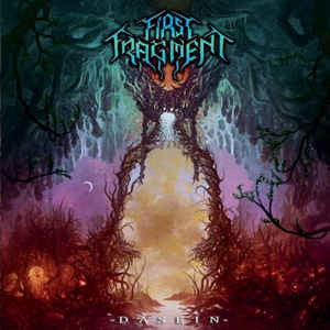 First Fragment - Dasein - New Vinyl Record 2016 Unique Leader 2-LP - Technical Death Metal