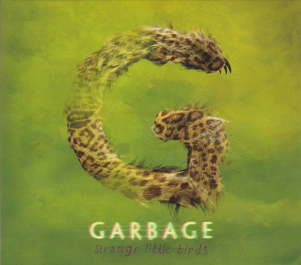 Garbage - Strange Little Birds -New Vinyl 2016 Stun Volume / BMG Gatefold 1.5-LP (Etched D-Side!) French Pressing - Rock / Pop