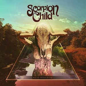 Scorpion Child - Acid Roulette - New Vinyl Record 2016 Nuclear Blast Gatefold 2-LP on Swamp Green Vinyl, limited to 500! - Stoner Rock / Blues Rock (FU: Rock)