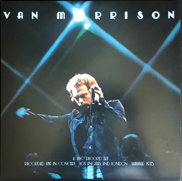 Van Morrison - It's Too Late to Stop Now... Volume 1 - New Vinyl 2016 Exile / Legacy Tri-Fold 2-LP Pressing - Rock / Folk / R&B