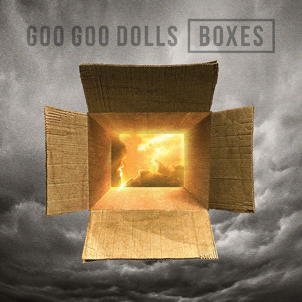 Goo Goo Dolls - Boxes - New Vinyl 2016 Warner Bros LP - Rock / Pop