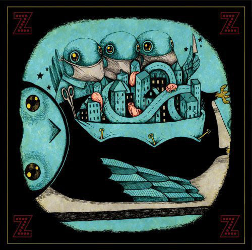 My Morning Jacket - Z - New 2 Lp Record 2008 ATO Vinyl & Download - Alt Rock / Indie Rock