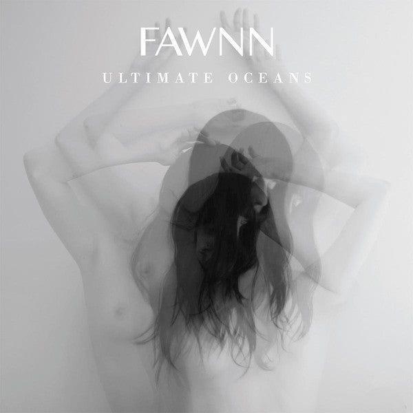 Fawnn - Ultimate Oceans - New Lp Record 2016 Quite Scientific USA Translucent Blue Splatter Vinyl & Download -  Indie Rock