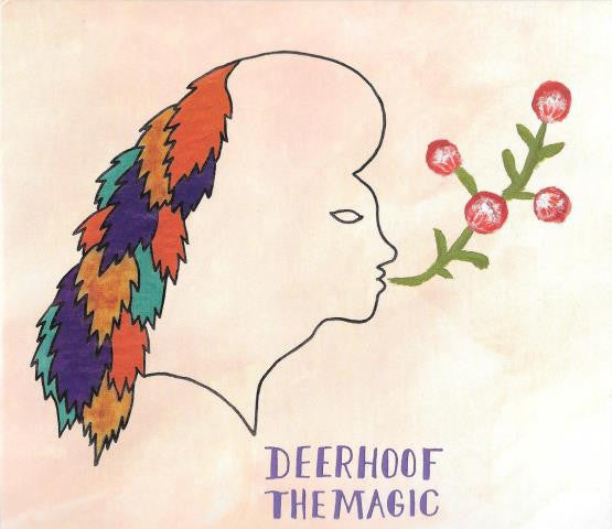 Deerhoof - The Magic - New Lp Record 2016 USA Purple Transparent Vinyl & Download - Indie Rock / Pop Rock
