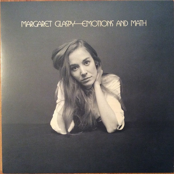 Margaret Glaspy - Emotions and Math - New Lp Record 2016 USA ATO Vinyl & Poster & Download - Rock