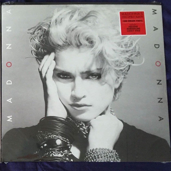 Madonna - Madonna (1983) - New Lp Record 2016 Sire USA 180 gram Vinyl - Synth-pop