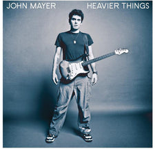 John Mayer - Heavier Things - New Vinyl 2015 Aware Records Reissue - Pop / Blues / Rock