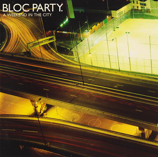 Bloc Party - Weekend in the City - New Vinyl Record 2 Lp 2007 - Original Press