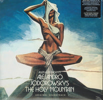 Alejandro Jodorowsky - Jodorowsky's The Holy Mountain - New Vinyl Record 2016 Limited Edition 2-LP White Vinyl Gatefold w/ Liner Notes - Composed with Don Cherry, one of the greatest films of all time! - Soundtrack