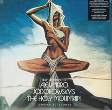 Alejandro Jodorowsky - Jodorowsky's The Holy Mountain - New Vinyl 2016 Limited Edition 2-LP White Vinyl Gatefold w/ Liner Notes - Composed with Don Cherry, one of the greatest films of all time! - Soundtrack