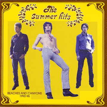 "The Summer Hits - Beaches and Canyons 1992-96 - New Vinyl Record 2016 Medical Records Record Store Day Comp of 7"" releases from the early 90's! - Indie / Fuzzpop / Surf"