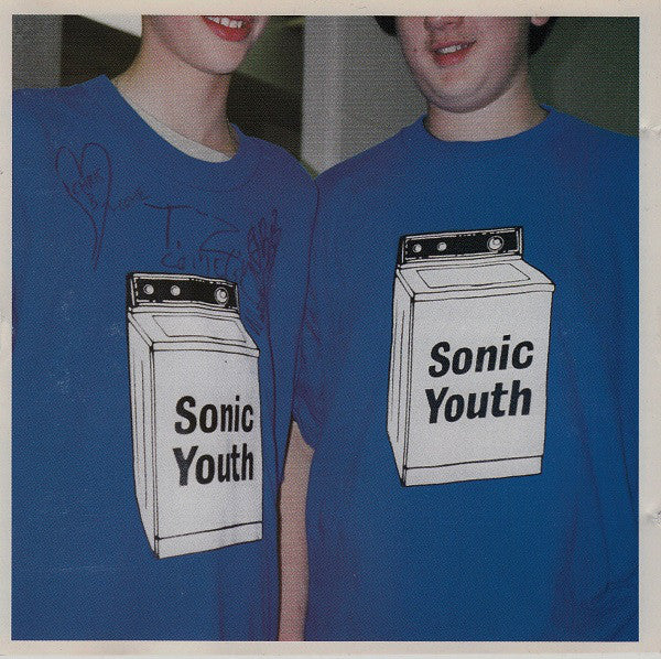 Sonic Youth - Washing Machine - New 2 Lp Record 2016 DGC USA Vinyl & Download - Indie Rock / Noise