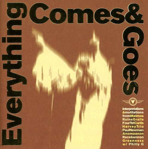Matmos/Ruins/Grails/Four Tet/Curtis Harvey Trio/Paul Newman/Anomoanon/Racebannon/Greenness With Philly G - Black Sabbath Tribute-everything Comes & Goes - New Vinyl Record 2005 Press - Rock/Metal/Space Rock