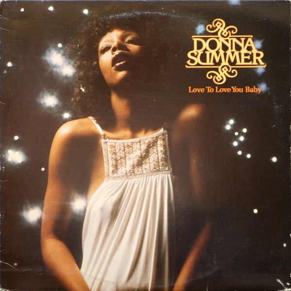 Donna Summer ‎- Love To Love You Baby - Mint- Lp Record 1975 USA Original Vinyl - Disco / Soul