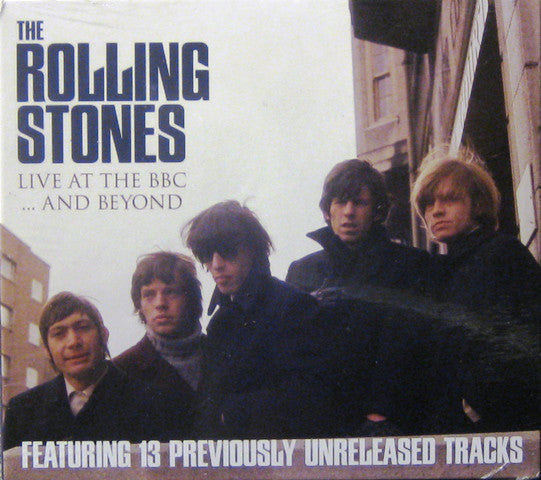 The Rolling Stones ‎– Live At The BBC ... And Beyond - New Lp Record 2015 Coda Publishing Europe Import Purple Vinyl - Rock & Roll / Blues Rock