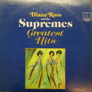 Diana Ross & The Supremes ‎– Greatest Hits - VG 1967 Stereo USA 2 Lp Set - Soul