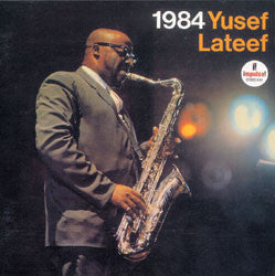 Yusef Lateef ‎– 1984 (1965) - VG+ Lp Record 1972 USA Press Vinyl - Jazz / Free Improvisation