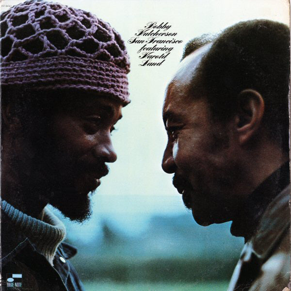 Bobby Hutcherson & Harold Land ‎– San Francisco VG- - 1971 Blue Note Stereo USA - Jazz - B1-055