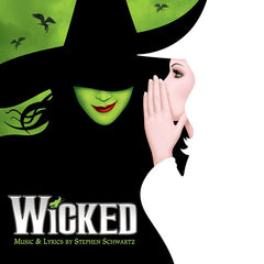Soundtrack / Stephen Schwartz ‎– Wicked (Original Broadway Cast Recording) New Vinyl 2016 Decca 2-LP Pressing - Soundtrack / Musical