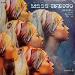 Jean Jacques Perrey ‎– Moog Indigo (1970) - New Vinyl 2017 Vanguard Reissue from the Original Master Tapes - Vintage Electronica / Experimental