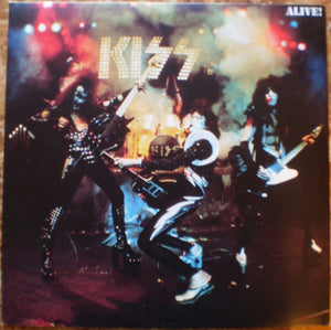 Kiss ‎– Alive! - New 2 Lp Record 2008 USA 180 gram Vinyl & 8 Page Instert - Hard Rock