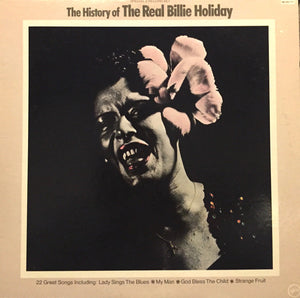 Billie Holiday ‎– History Of The Real Billie Holiday - Mint- 1973 Stereo USA 2 Lp Set - Jazz