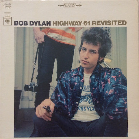 Bob Dylan ‎– Highway 61 Revisited - VG- (Lower Grade) 1965 Stereo USA Original Press Record - Rock