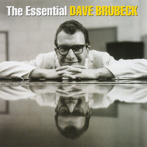 Dave Brubeck ‎– The Essential Dave Brubeck - New 2 Lp Record 2016 Columbia USA Vinyl - Jazz / Cool Jazz / Bop