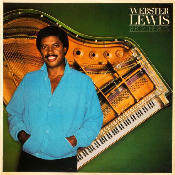 Webster Lewis - 8 for the 80's VG+ 1979 Stereo USA Original Record - Funk / Soul