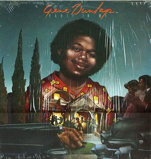 Gene Dunlap ‎– Party In Me - VG+ 1981 Stereo USA (Original Press) - Funk/Soul - B16-040